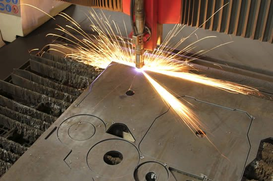 Welding and fabrication experts –  for your metal shaping needs